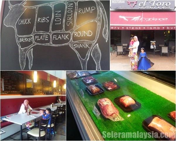 el Toro Butchery Grill Subang Jaya