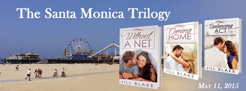 Contemporary Romances set in Santa Monica, California