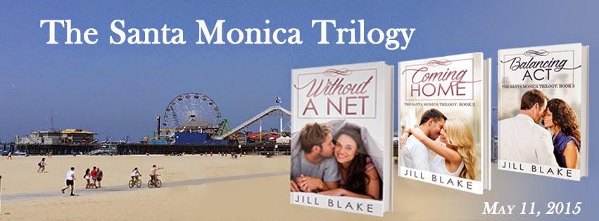Contemporary Romances set in Santa Monica, California