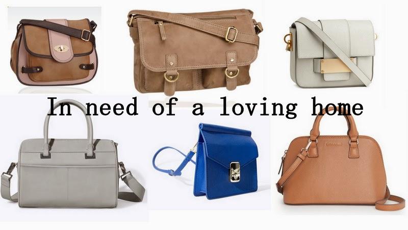 inexpensive leather handbags