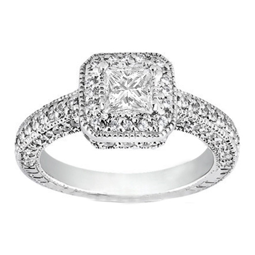 jewelry engagement rings princess cut pics