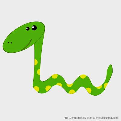 snake clipart for teachers