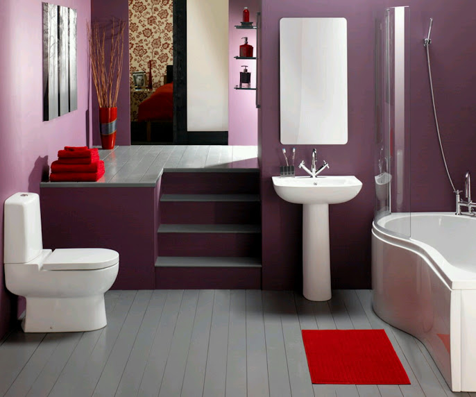 #6 Bathroom Design Ideas