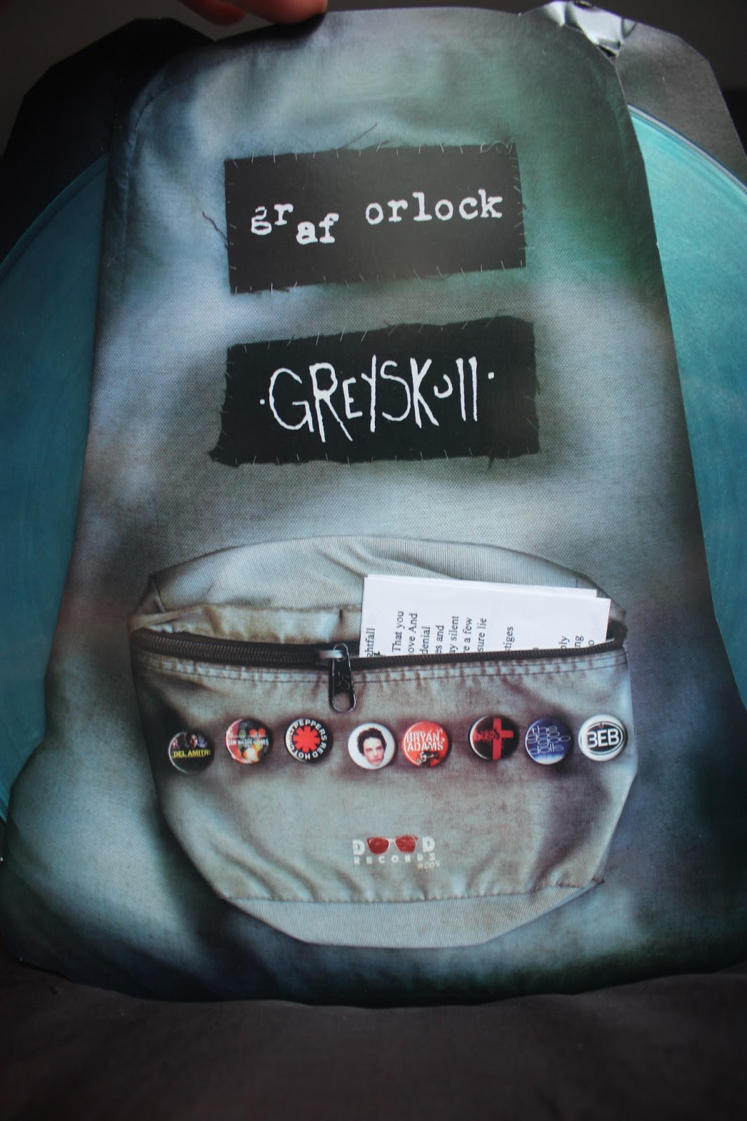 Graf Orlock - Backpack