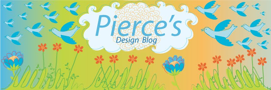 Pierce's Graphic Design Blog