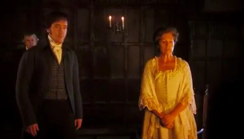 elizabeth and darcy macbeth and