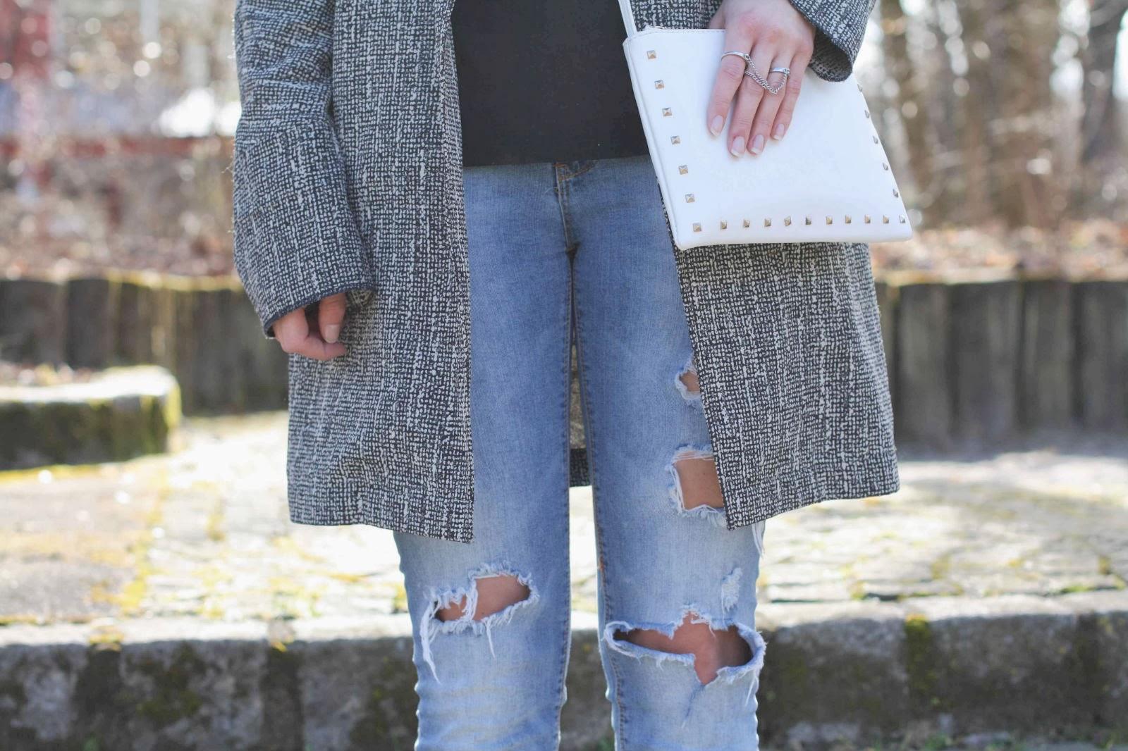 Used Denim, Ripped Jeans, Fetzenjeans