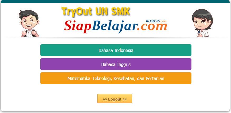 Sepercik Hikmah Tryout Un Smk Online Gratis 2013