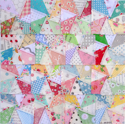 Red Pepper Quilts: Kaleidoscope Block and Free Foundation Paper ... : kaleidoscope quilt block - Adamdwight.com