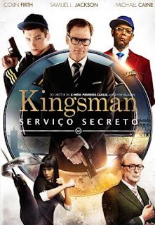 Kingsman: Serviço Secreto - BDRip Dual Áudio