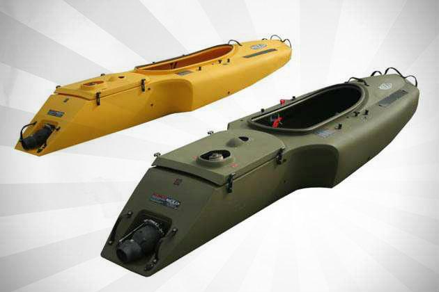 Mokai jet propelled kayak men 39 s gear for Cool fishing gadgets