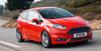 2013 Ford Fiesta ST Pricing for UK Market Announced