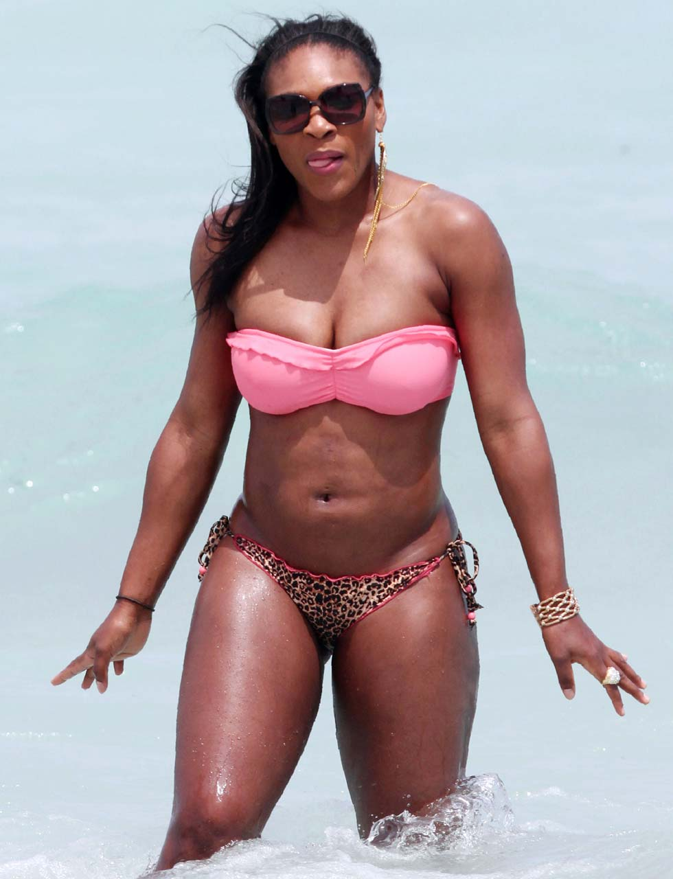 Are not Serena williams bikini come