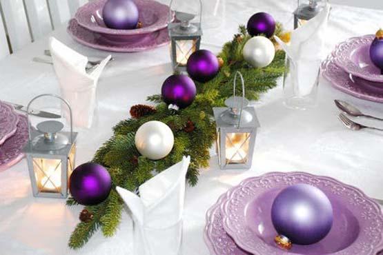 brancoprata decoracao:Hoje a dica décor de Natal é com idéias para decorar a mesa da ceia