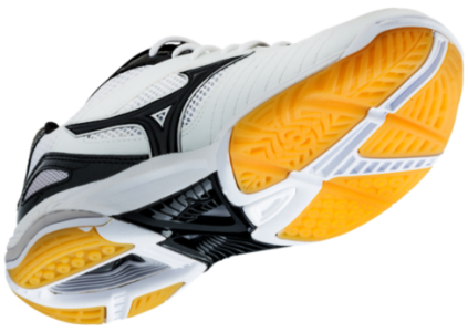 Full length eva midsole provides excellent shock absorption and