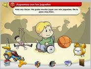 Lateralidad: Juguemos con los juguetes