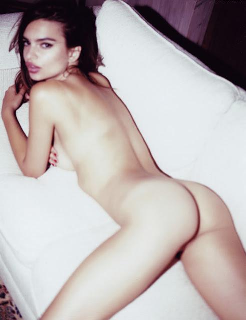 Emily Ratajkowski From Icarly Nude Jonathan Leder Shoot