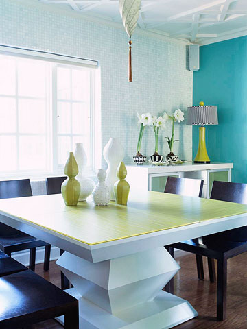 the best modern design decorating in blue 2012 ideas