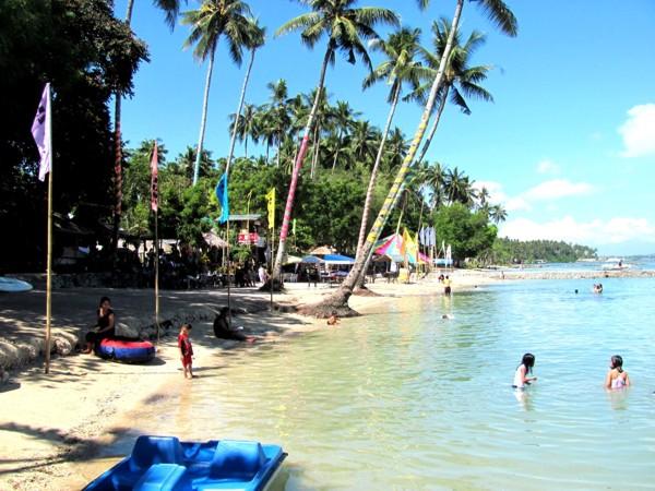 how to go to samal island from davao city