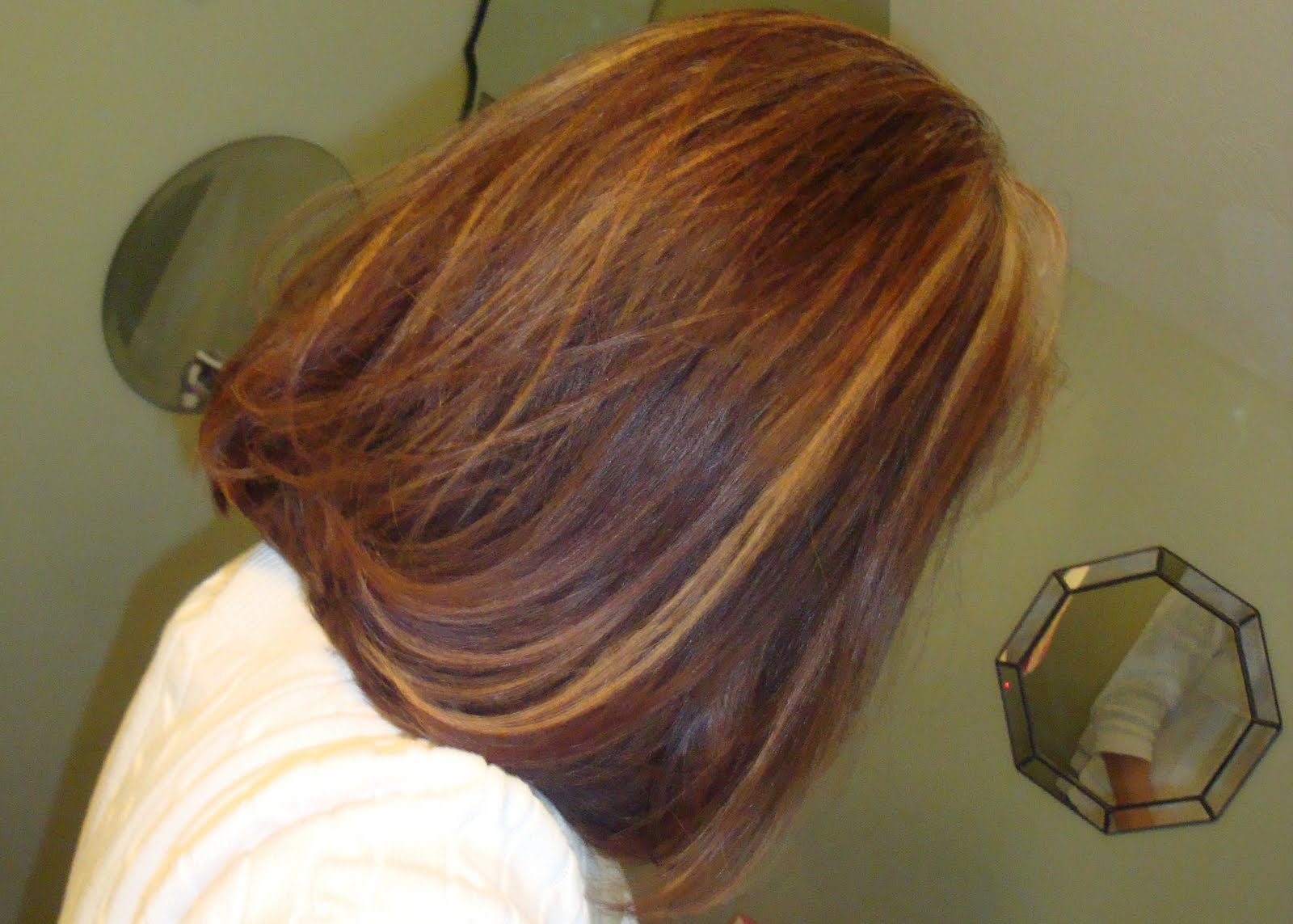 Viewing Gallery For - Gray Highlights In Brown Hair
