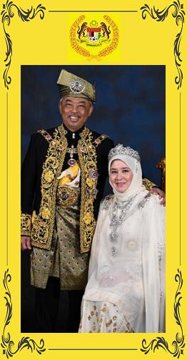 Seri Paduka Baginda Yang Di-Pertuan Agong dan Raja Permaisuri Agong