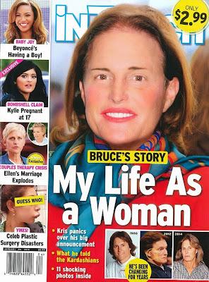 Bruce Jenner woman transgender