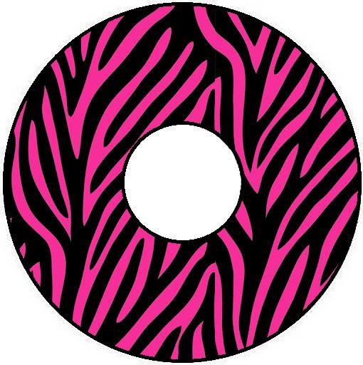 fundo zebra pink
