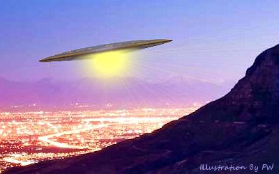 UFO Sightings - 2013 Sees Heightened UFO Activity in South Africa 3-13-13