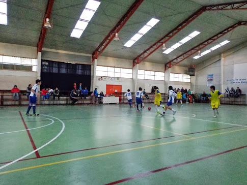 Liga Futsal: EF Atenas termino su participación en categorías 98-99 y 2000-2001.