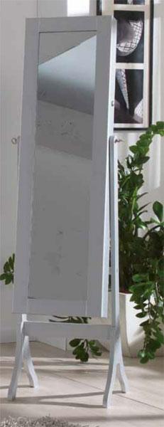 La web de la decoracion y el mueble en la red nuevos - Espejo joyero de pie ...