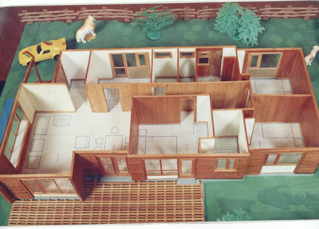 Planos de casas modelos y dise os de casas planos de for Habitacion de 8 metros cuadrados