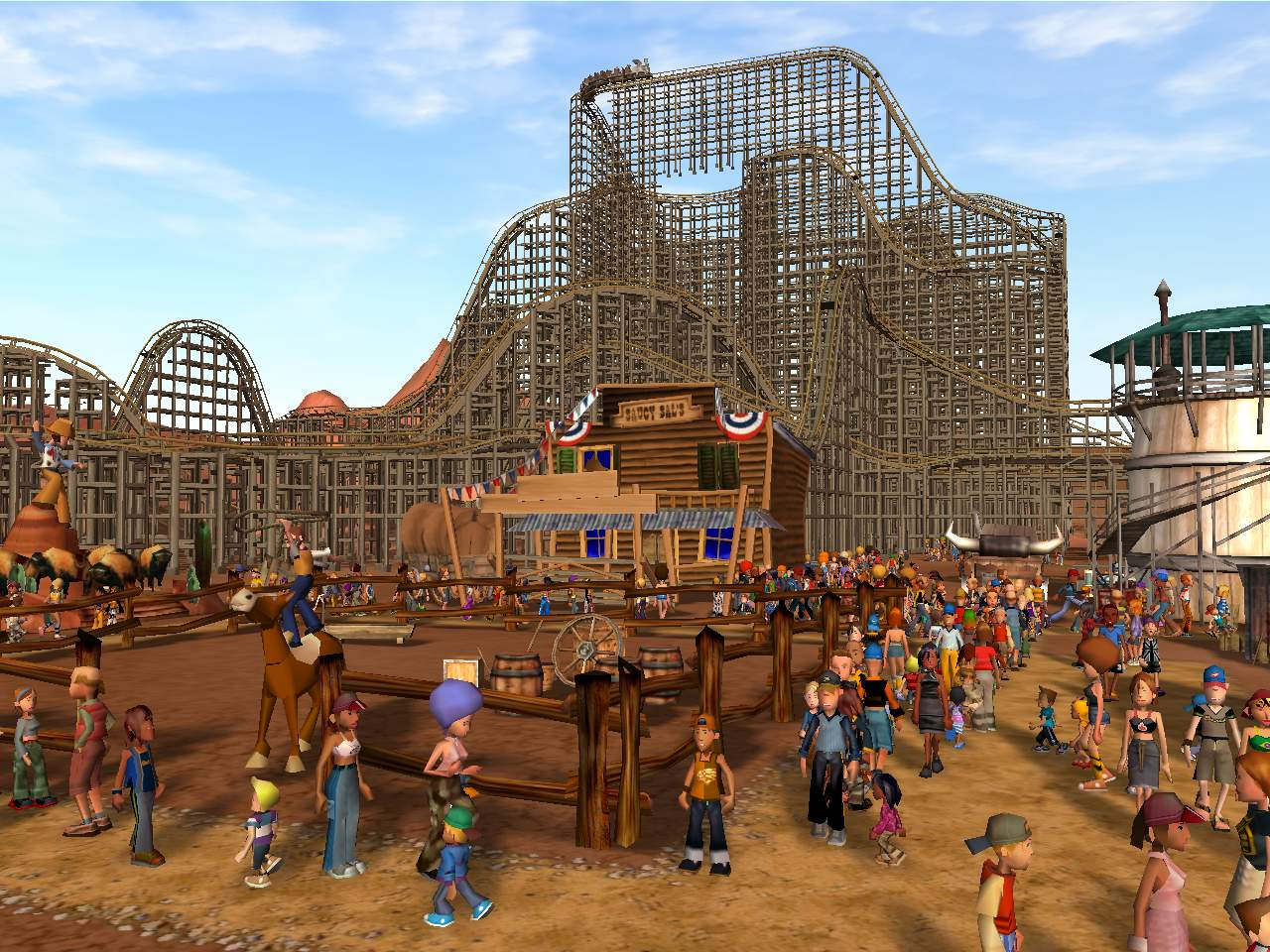 Roller Coaster Tycoon 3 Full Version For Pc