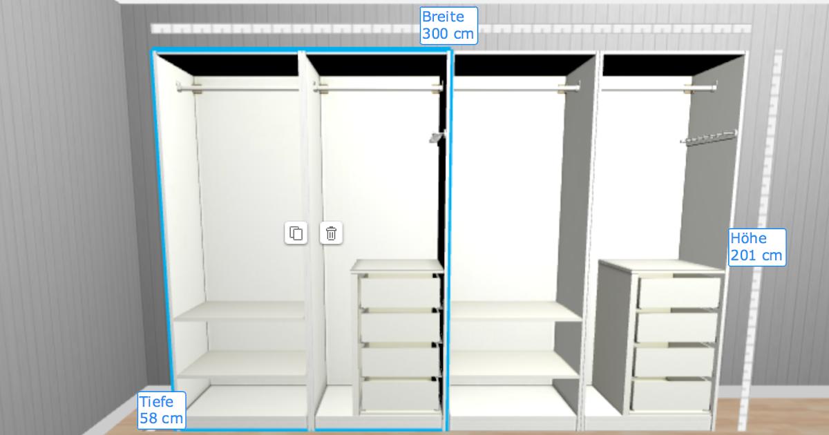 El armario ideal - Planificador armarios ...