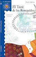 El Tren de los Ronquidos, Gracia Iglesias, Firmas Feria del Libro de Madrid