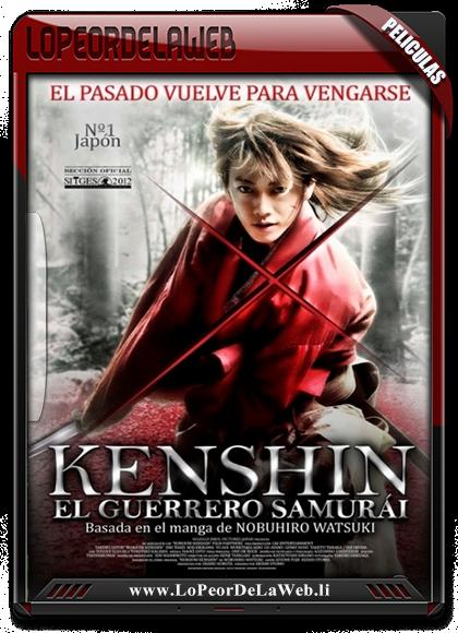Kenshin, El Guerrero Samurái (2012) DVDRip Latino