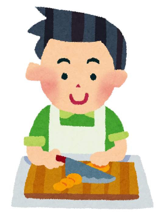 料理をする親子 イラスト[11002026722]の写真素材 …