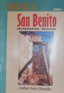 PARA CONOCER EL ORIGEN DE SAN BENITO - ENTRE RÍOS