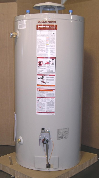 gas water heaters are usually pretty good scrap items i find them pretty often and iu0027m happy when i do