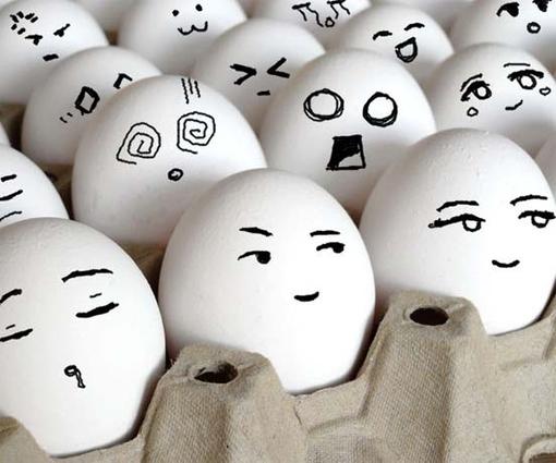 一顆雞蛋的夢