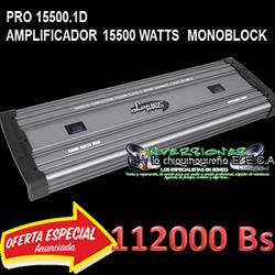 LANZAR PRO 15500.1DSS