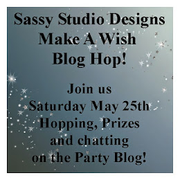 Sassy Blog Hop ...