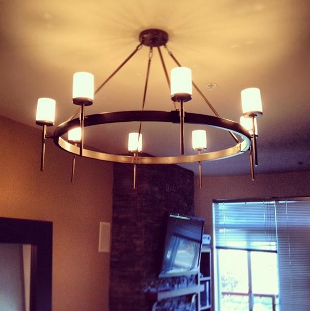 it 39 s the 8 arm sloane chandelier from restoration hardware