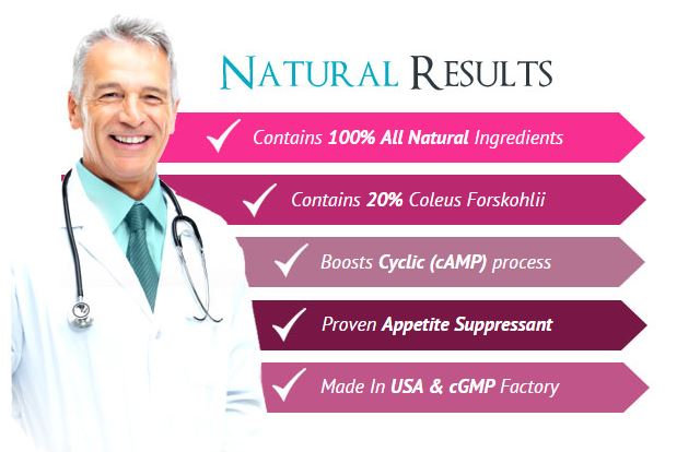 Forskolin for Weight Loss 100% Pure Extract 10X Trim ...