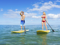 Private Paddleboard Lesson for up to Eight People