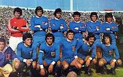 UNIVERSIDAD DE CHILE 1971 (rodriguez quintano las heras albanez gallardo .
