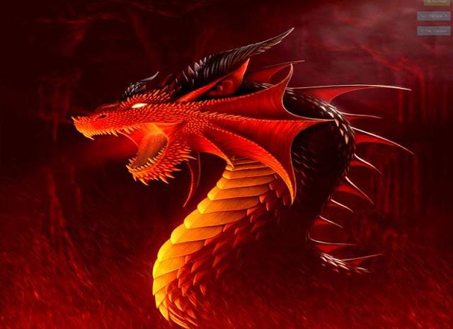 Ảnh đẹp rồng lửa