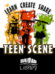 OPL Teen Scene: The Bloggers