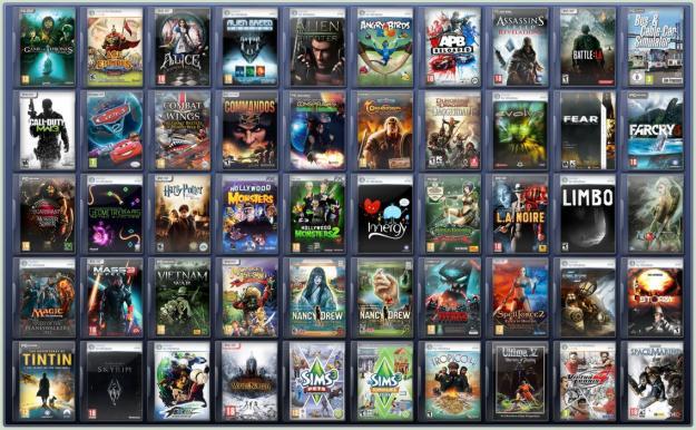 Kumpulan Situs Penyedia Free Download Games PC Full Version.
