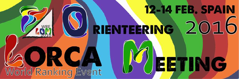 Lorca Orienteering Meeting World Ranking Event 2016