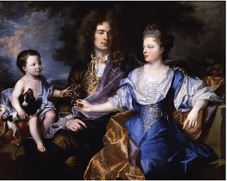 La famille Léonard (Louvre, 1692)